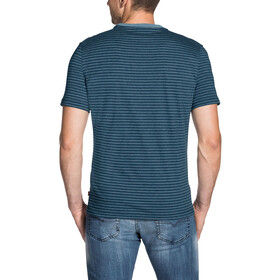 VAUDE Arendal II Camiseta Hombre, baltic sea